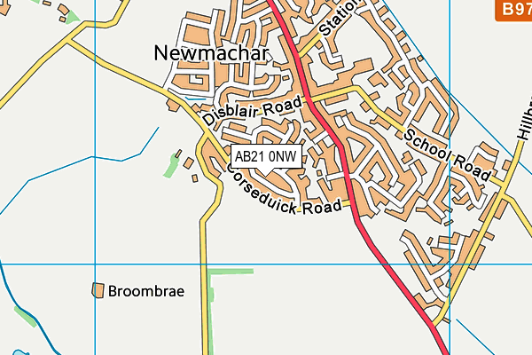 Map of IWM SAFETY ENGINEERING LTD at district scale