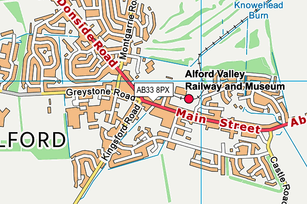 Map of BRIDGETON BOOKKEEPING LTD at district scale
