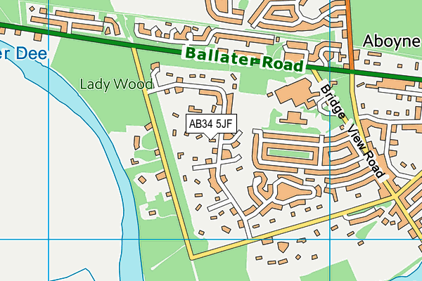 Map of R J WILLIAMS ENGINEERING LIMITED at district scale