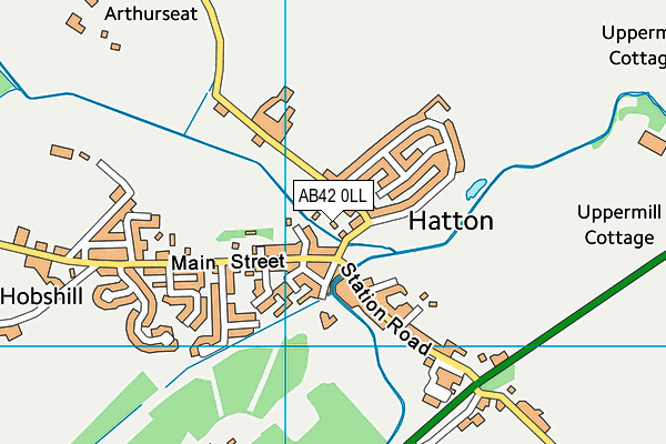Map of STONE FALCON COMBATANT LTD at district scale