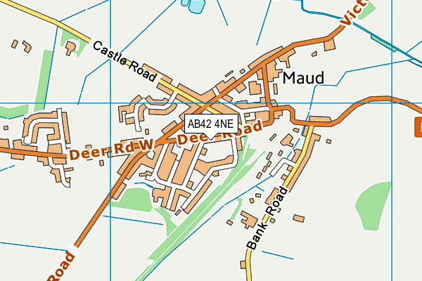 Map of COZY CUPPA LTD. at district scale