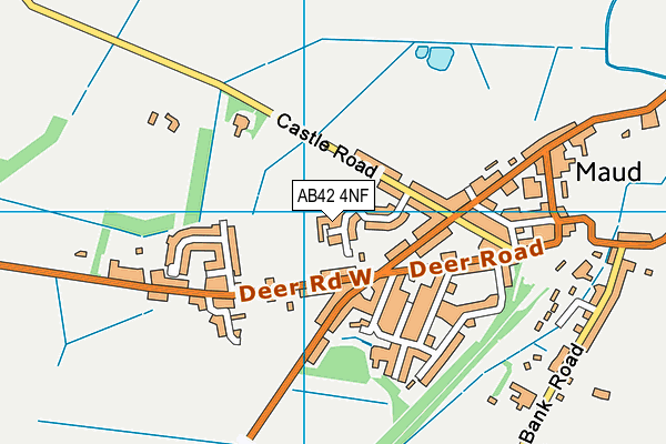 Map of MOWAT REMOVALS LTD. at district scale