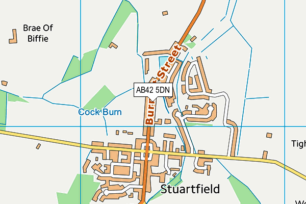 Map of STEELIE'S BAR LTD at district scale