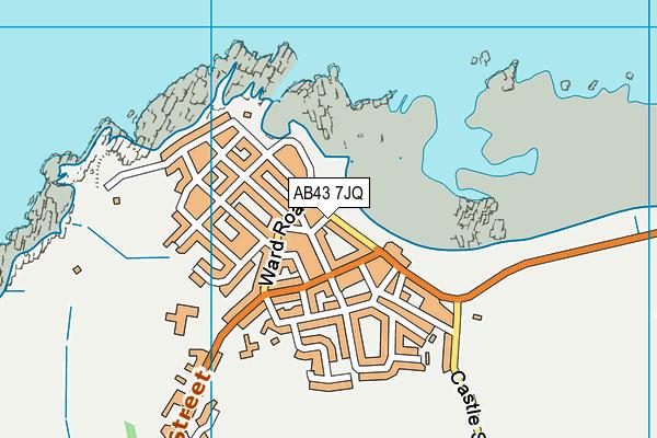 Map of DEEKSHA ENTERPRISES LTD at district scale