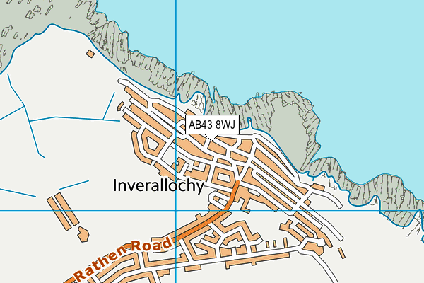 Map of LDB SAFETY SERVICES LTD at district scale