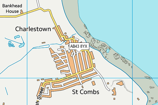 Map of KENNY DUNBAR JOINERY LIMITED at district scale