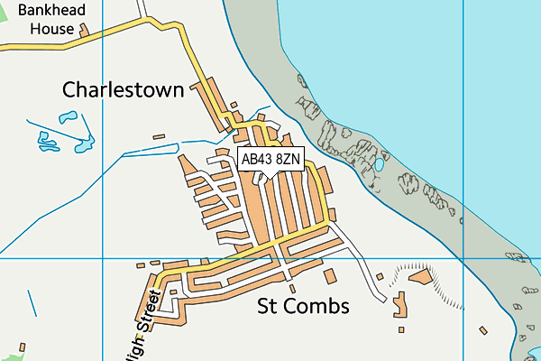 Map of MURRAY MARINE LTD. at district scale