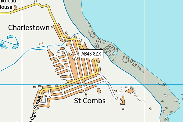 Map of W & R STEPHEN LTD. at district scale