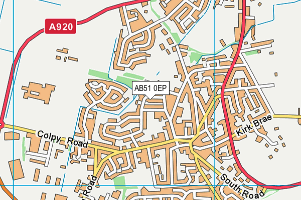 Map of LIFE LOGGING LTD at district scale