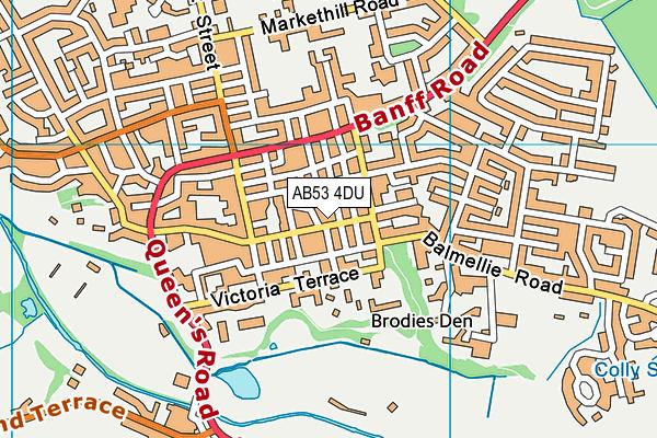 Map of HALDA ENTERPRISE LIMITED at district scale