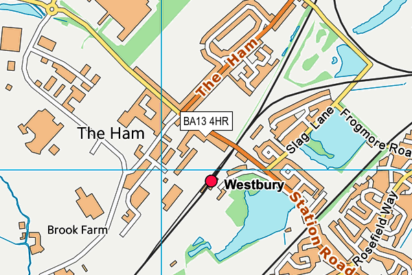 Map of HEATH & WILTSHIRE SECURITY LTD at district scale