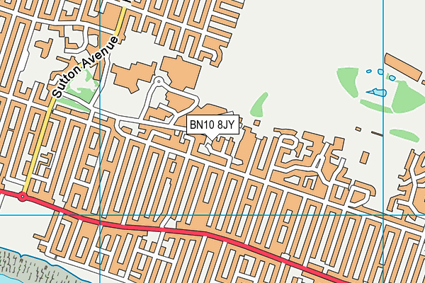 Map of SIMPLY MARVELLOUS CREATIVE LIMITED at district scale