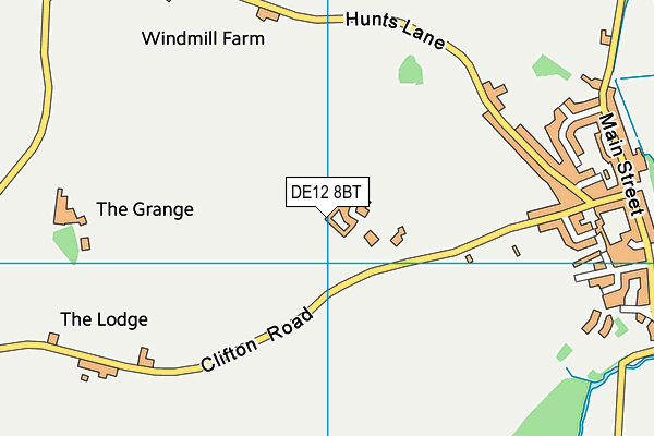 Map of NOMESS LTD at district scale