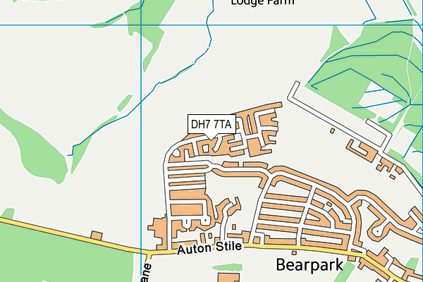 Map of MICRO.CAPS UK LIMITED at district scale