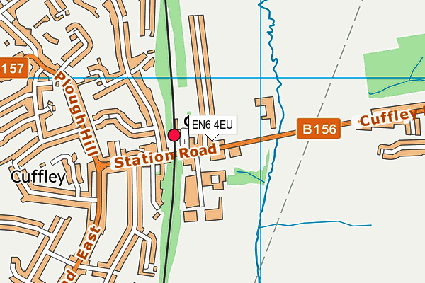 Map of ARES PLUMBING AND HEATING LTD at district scale
