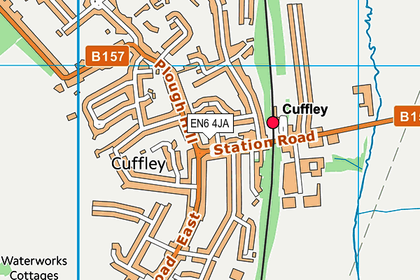 Map of STANNARD PROPERTY SERVICES LTD at district scale