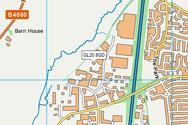 Map of ROSE CONSULTING LTD at district scale