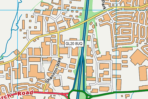Map of INFRACARE NORTH WEST LONDON LIMITED at district scale