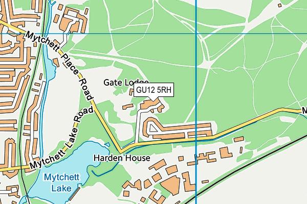 GU12 5RH maps, stats, and open data