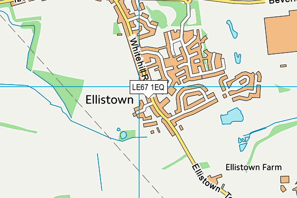 Map of MARWOOD ABSOLUTE LTD at district scale