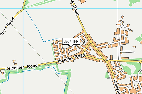 Map of ENDURANCE LANDSCAPE SERVICES LTD at district scale