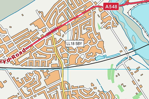 Map of LOUIS'S BIG STEP LTD at district scale