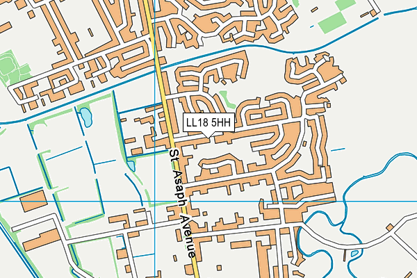 Map of SPOTMIX (UK) LIMITED at district scale