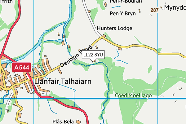 Serious car and lorry crash near Llanfair Talhaiarn leads to road closure |  North Wales Pioneer