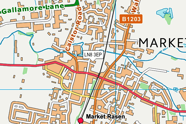 Map of MRDRIVERUKLTD LIMITED at district scale
