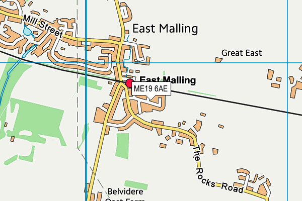 Map of GRACED AESTHETICS LIMITED at district scale