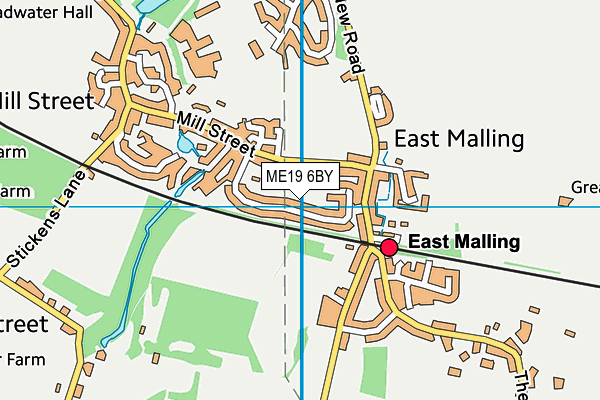 Map of SWANLIKE CONSULTING LIMITED at district scale