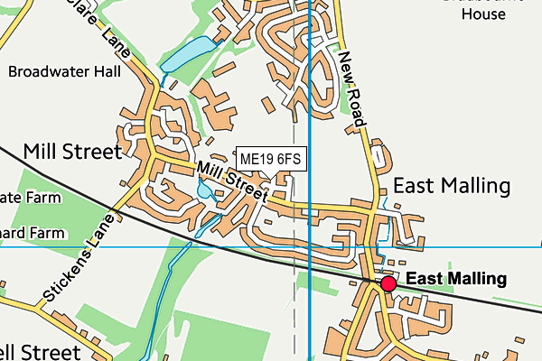 Map of LILY BRYN FINANCIAL SERVICES LTD at district scale