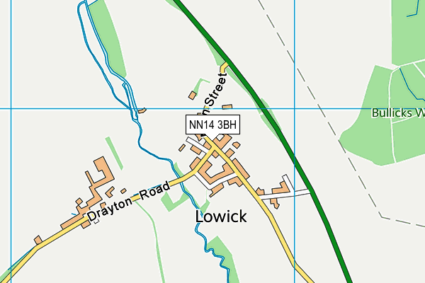 Map of HOWPER 760 LIMITED at district scale