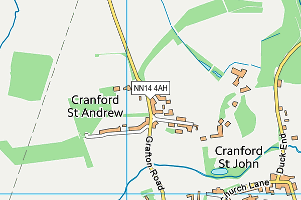Map of BRYAN AND BOYT LTD at district scale