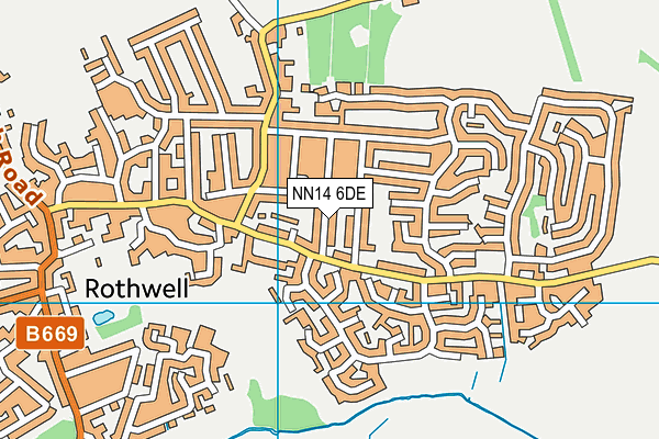 Map of FOXHALL TRADING LIMITED at district scale