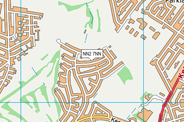 Map of MIRUNICO LTD at district scale
