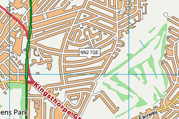 Map of VLADIMIR PIE LTD at district scale