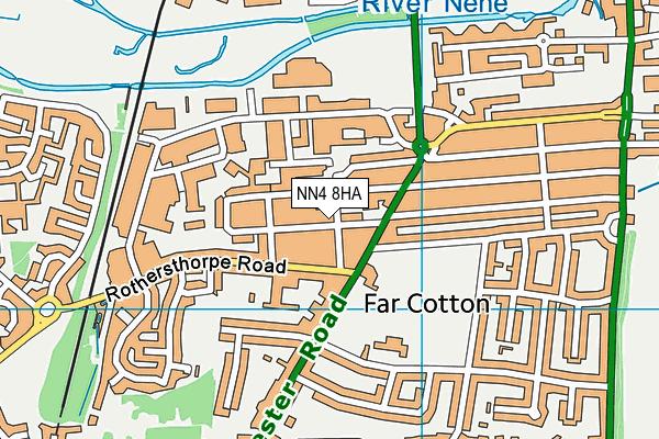 Map of ACOJOCARU TRANS LTD at district scale