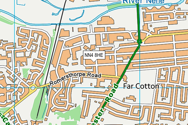 Map of WINTRINGHAM TRANSPORT LTD at district scale