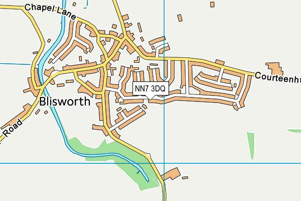 Map of LION CUBBZ ENTERPRISE LTD at district scale