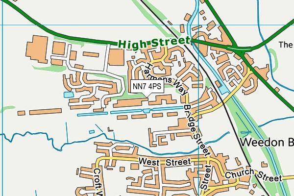 Map of L&A ART STUDIO LTD at district scale