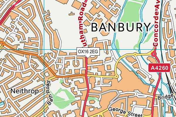 Banbury England Map.St Mary S Church Of England Primary School Banbury Data