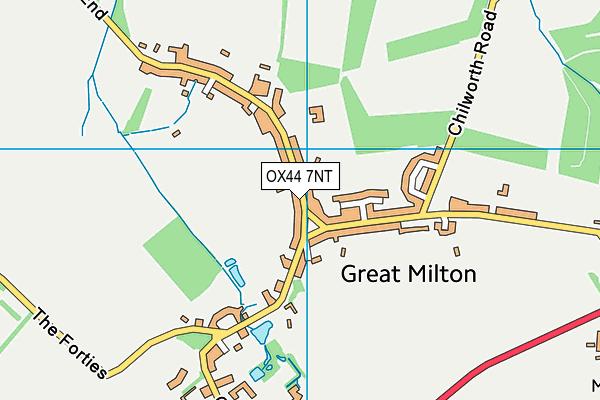 Map Of England Milton.Great Milton Church Of England Primary School Data