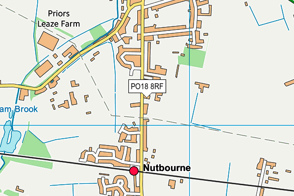 Map of IT ALIEN LIMITED at district scale