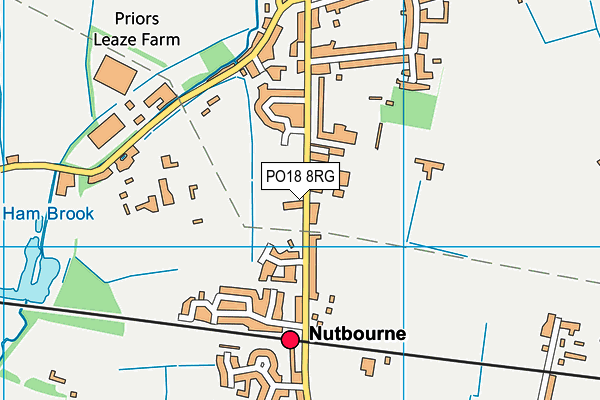 Map of MICHAEL JONES PLUMBING LIMITED at district scale