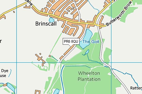 Brinscall Swimming Pool