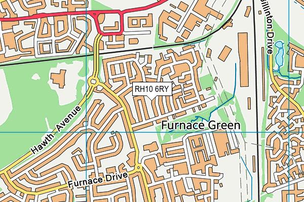 Furnace green parade