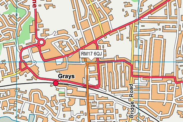 Rm17 6qj Maps Stats And Open Data