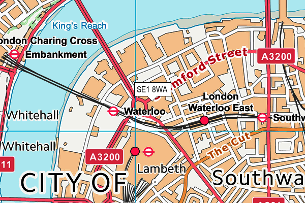 Kings College London Map.King S College London 57 Waterloo Road Data