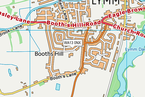 Map of C-LIGHTING LIMITED at district scale